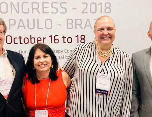Cells for Cells y Consorcio Regenero presentes en la reunión anual de la Asociación Brasileña de Terapia Celular