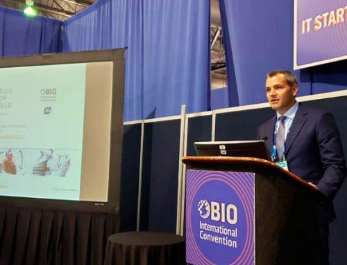 Cells for Cells y Consorcio Regenero fueron las únicas empresas latinoamericanas en Medicina Regenerativa en la Convención BIO2019