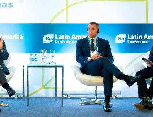 Cells for Cells y Consorcio Regenero estuvieron presentes en la BIO Latin America 2019
